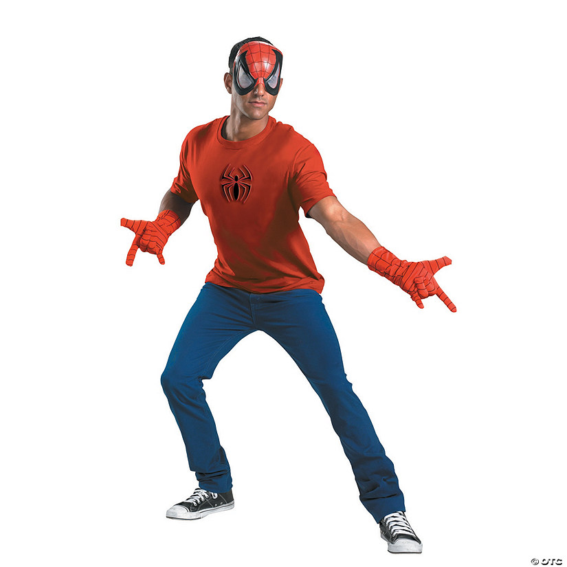 Men's Spider-Man™ Costume Kit