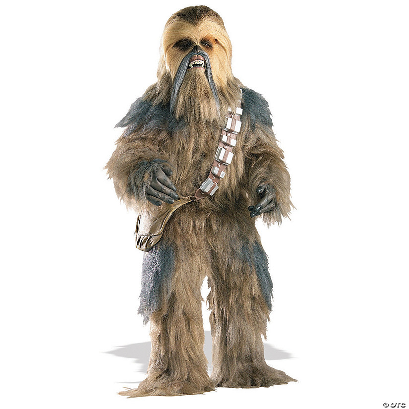 Men's Super Edition Star Wars Chewbacca Costume