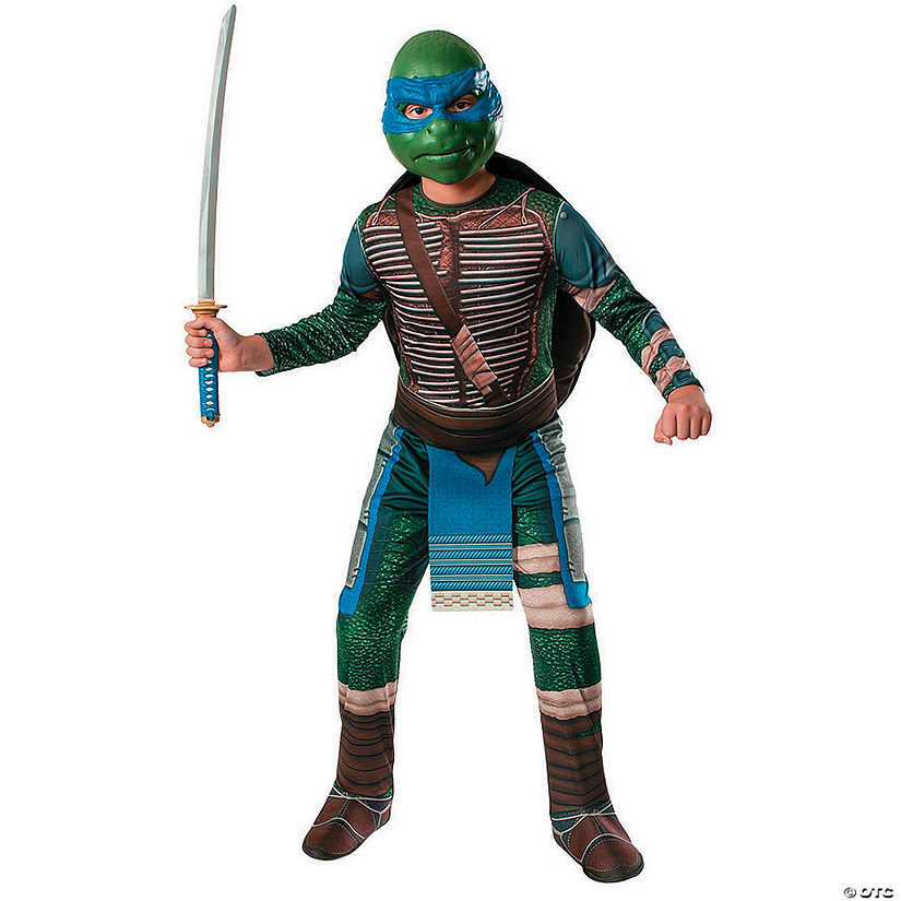 Men's Teenage Mutant Ninja Turtles Leonardo Costume
