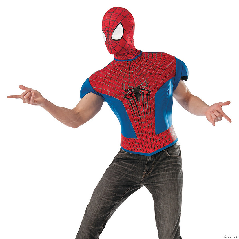Men's Top Spider-Man™ Costume