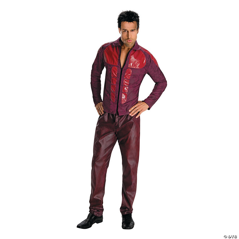 Men's Zoolander Derek Costume