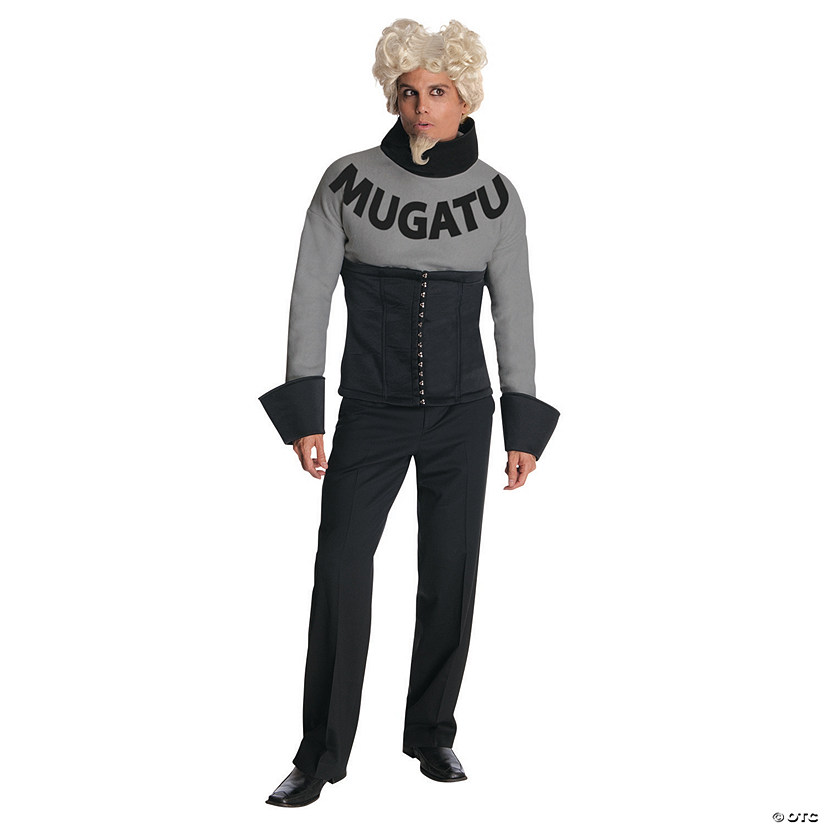 Men's Zoolander Mugatu Costume