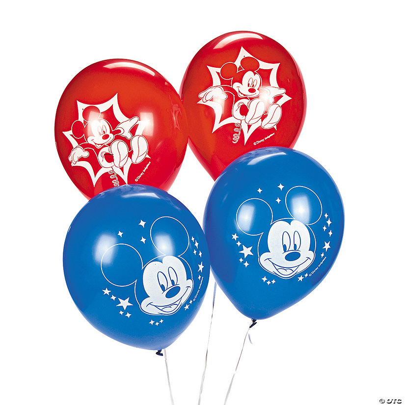"Mickey & Friends 12"" Latex Balloons"
