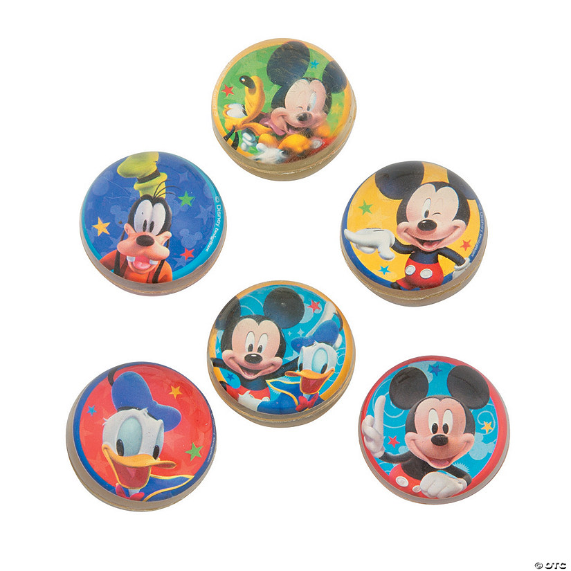 Mickey & Friends™ Bouncy Ball Assortment