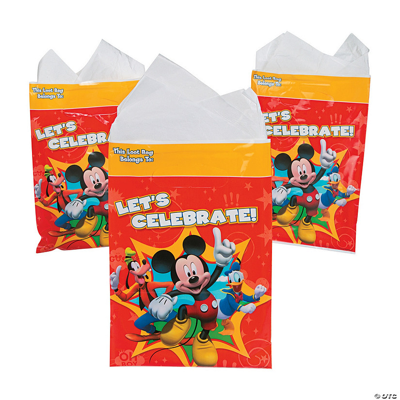 Mickey & Friends Goody Bags