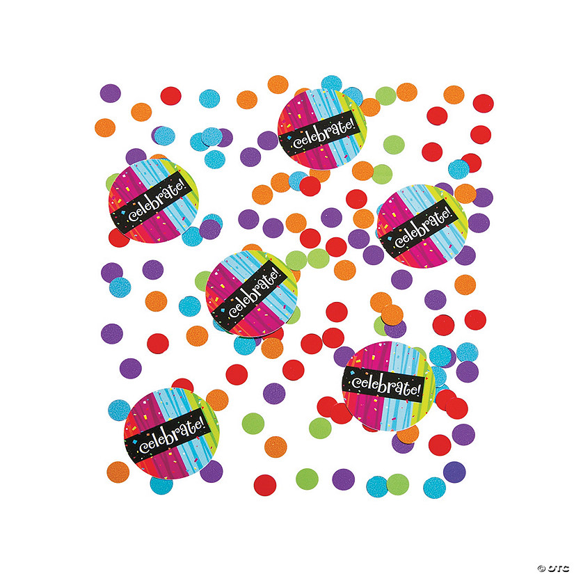 Milestone Celebration Confetti