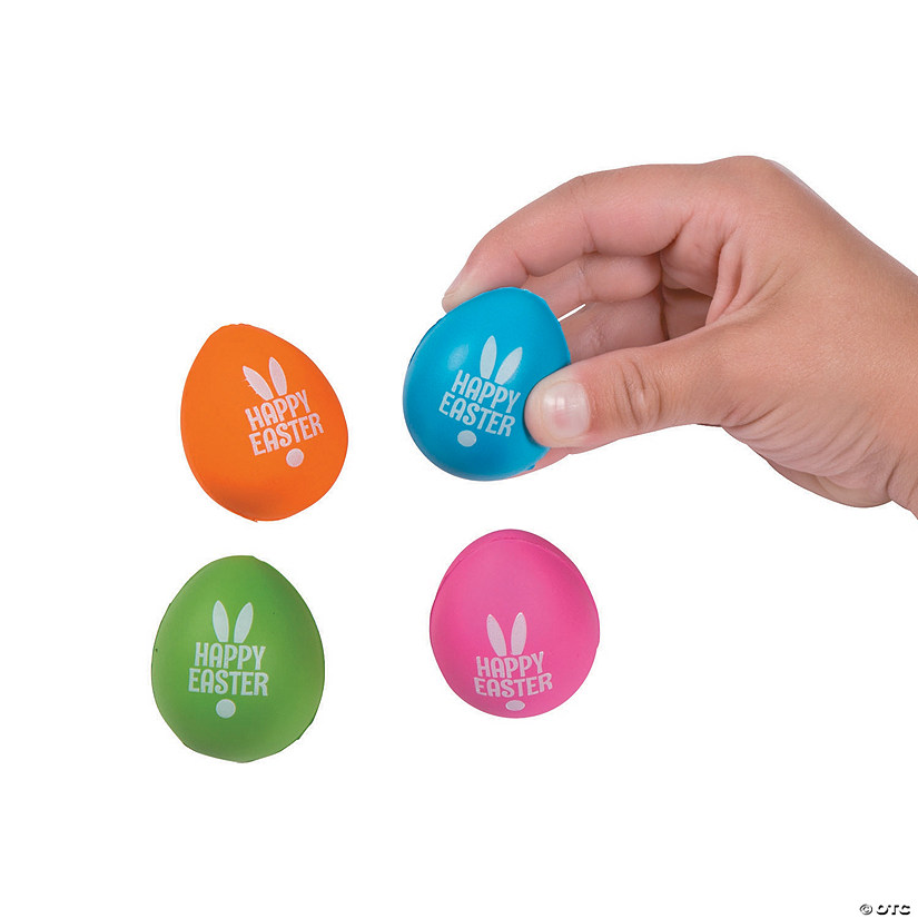 Mini Easter Egg Stress Toys