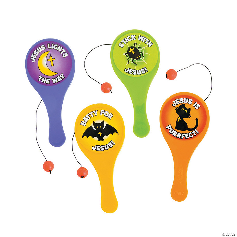Mini Little Boolievers Paddleball Games