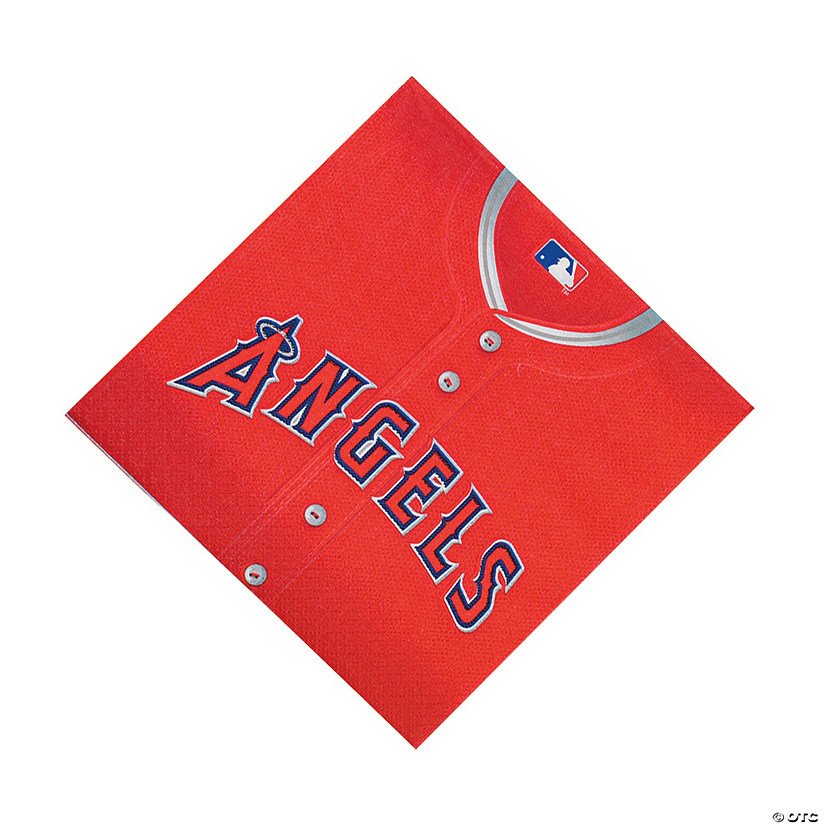 MLB® Los Angeles Angels™ Luncheon Napkins