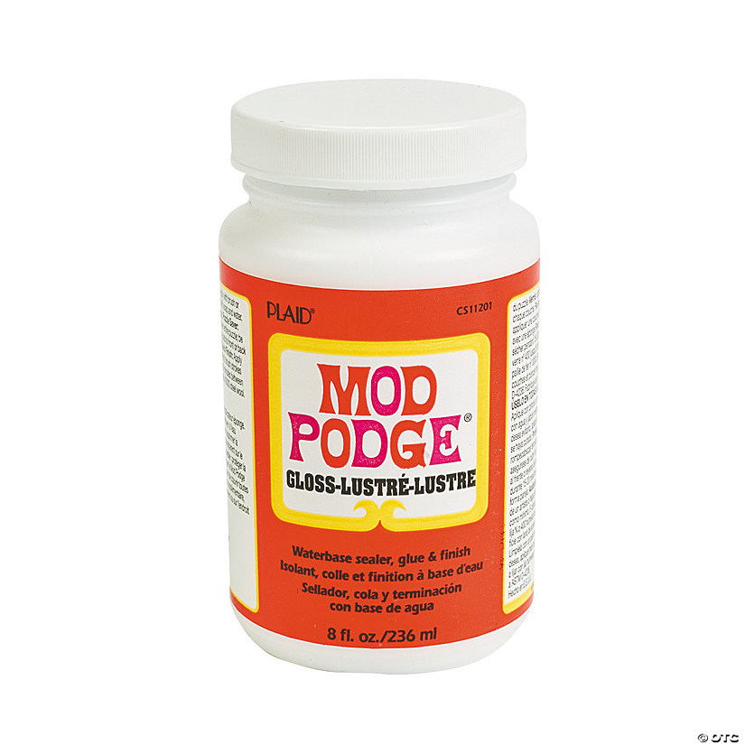 Mod Podge® Acrylic Sealer - Gloss