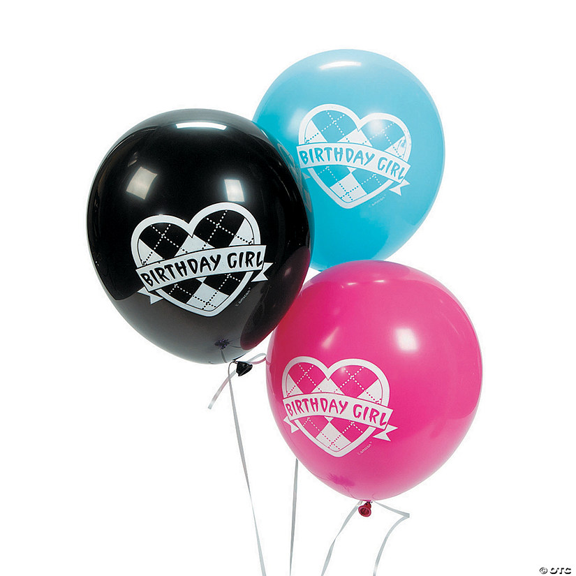 "Monster High™ 12"" Latex Balloons"