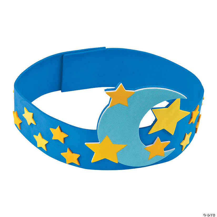 Moon Headband Craft Kit