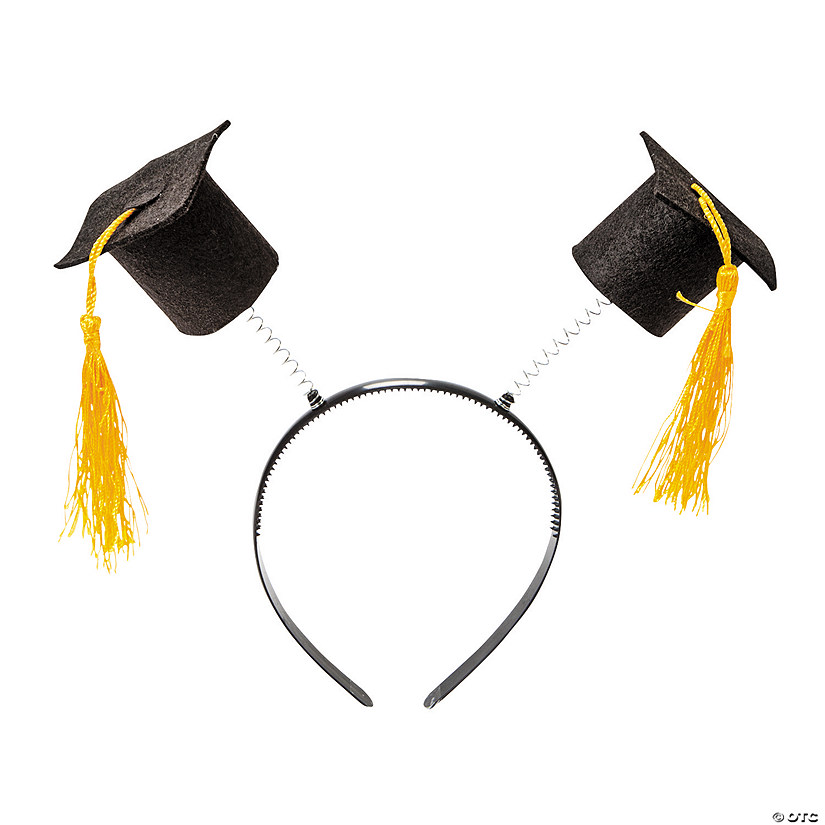 Mortarboard Head Boppers