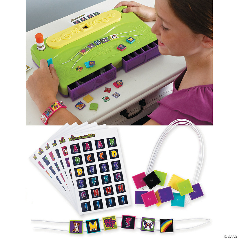 My Image Bracelet Maker with Refill