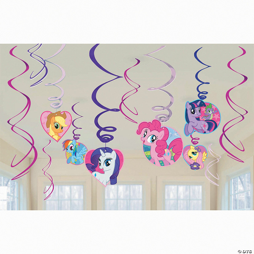 My Little Pony™ Friendship Is Magic Dangling Spirals
