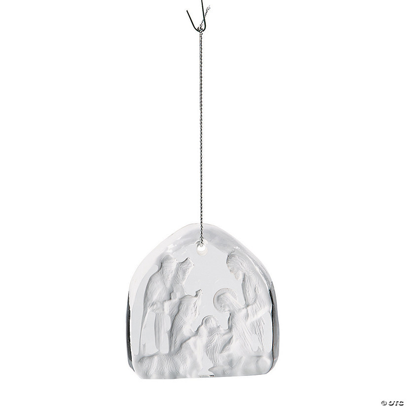 Nativity Hanging Ornaments