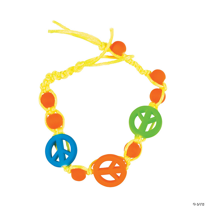 Neon Make & Share Bracelet Craft Kit