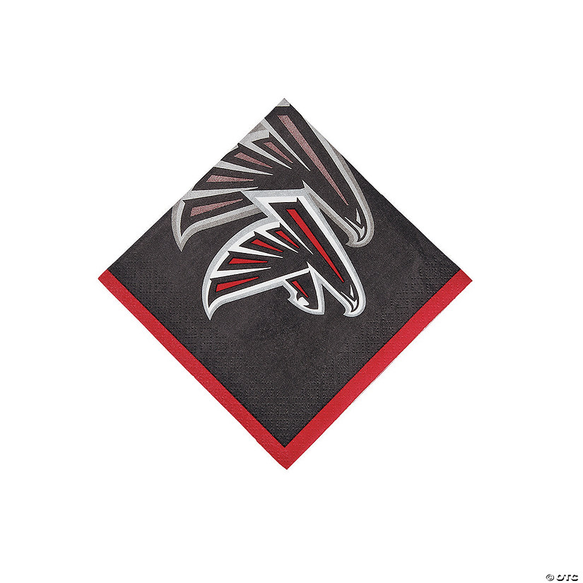 NFL® Atlanta Falcons™ Beverage Napkins