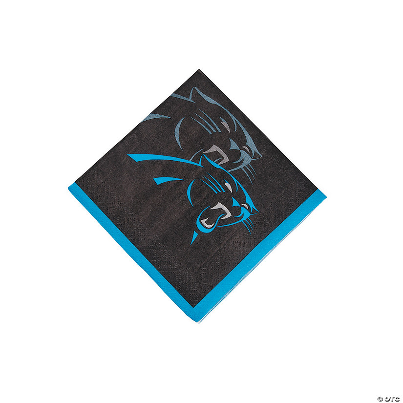 NFL® Carolina Panthers™ Beverage Napkins
