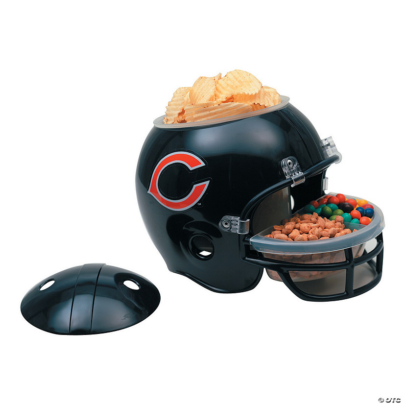NFL® Chicago Bears™ Snack Helmet