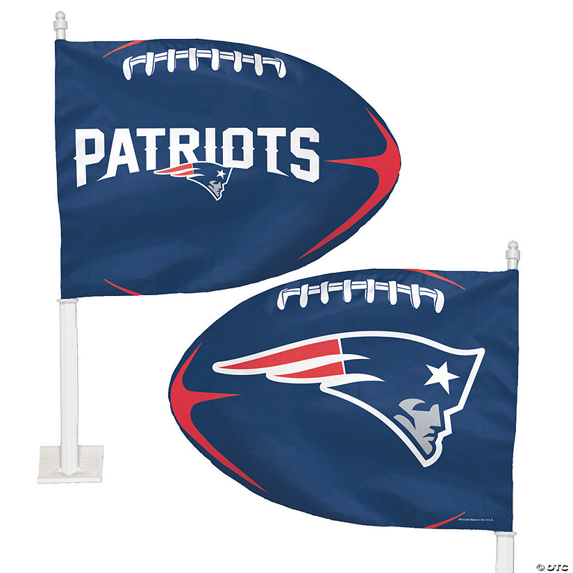 NFL® New England Patriots™ Car Flag