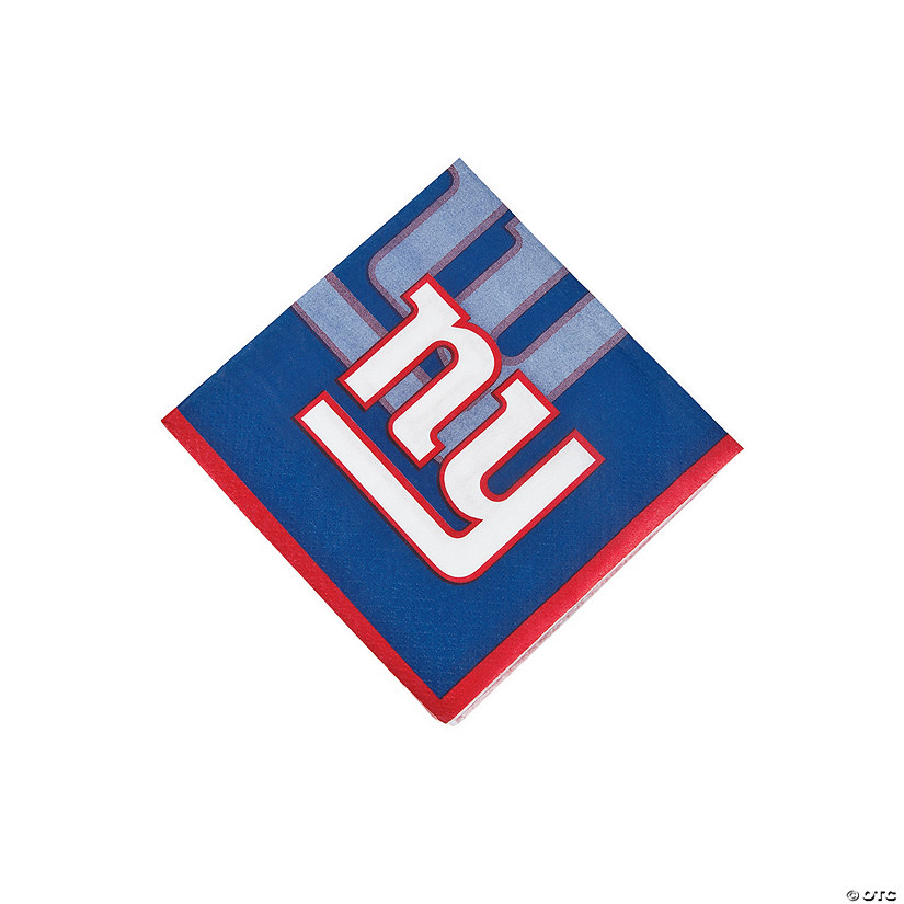 NFL® New York Giants™ Beverage Napkins