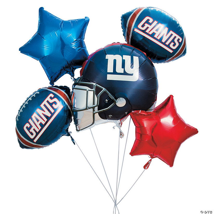 NFL® New York Giants™ Mylar Balloons