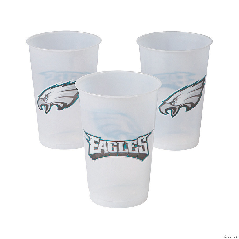 NFL® Philadelphia Eagles Plastic Cups