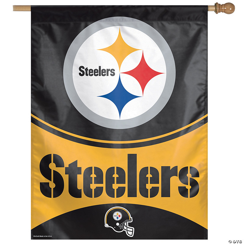 NFL® Pittsburgh Steelers™ Banner