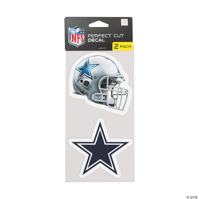 NFL<sup>®</sup> Dallas Cowboys<sup>™</sup> Perfect Decals