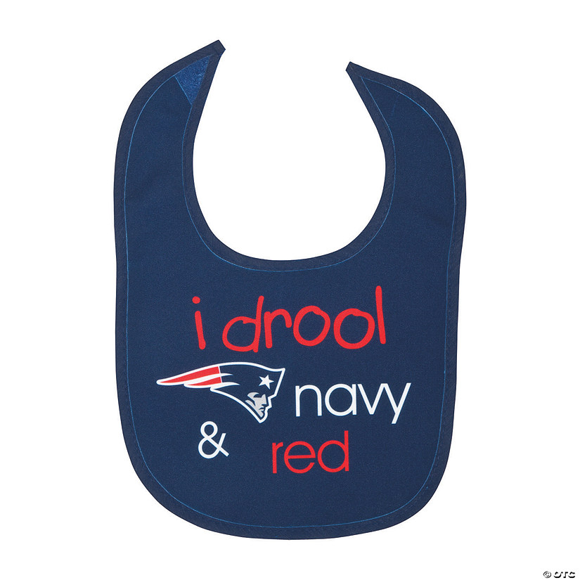 NFL<sup>®</sup> New England Patriots<sup>™</sup> Baby Bib