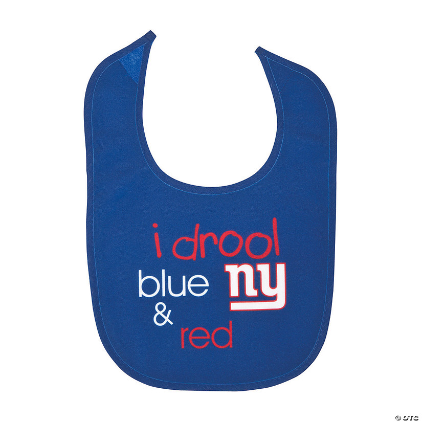 NFL<sup>®</sup> New York Giants<sup>™</sup> Baby Bib