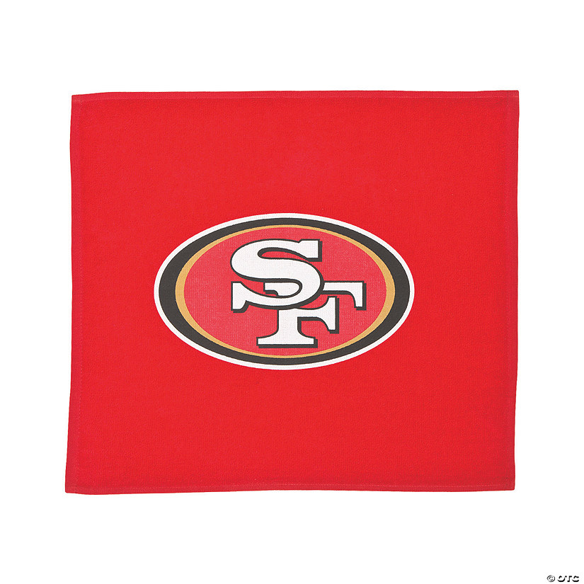 NFL<sup>®</sup> San Francisco 49ers<sup>™</sup> Rally Towel