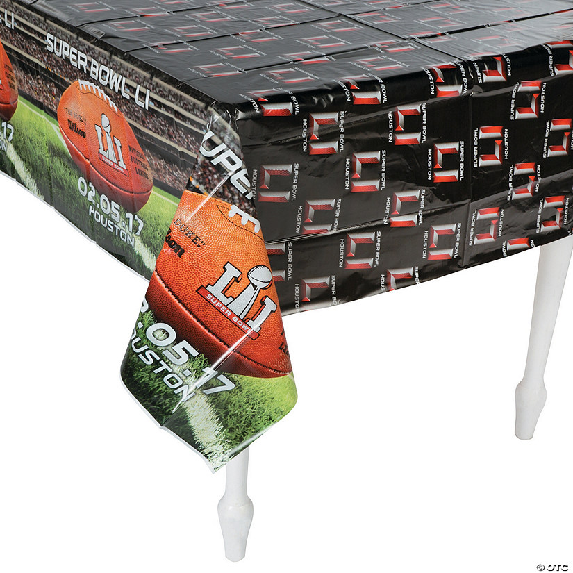 NFL® Super Bowl LI Tablecloth