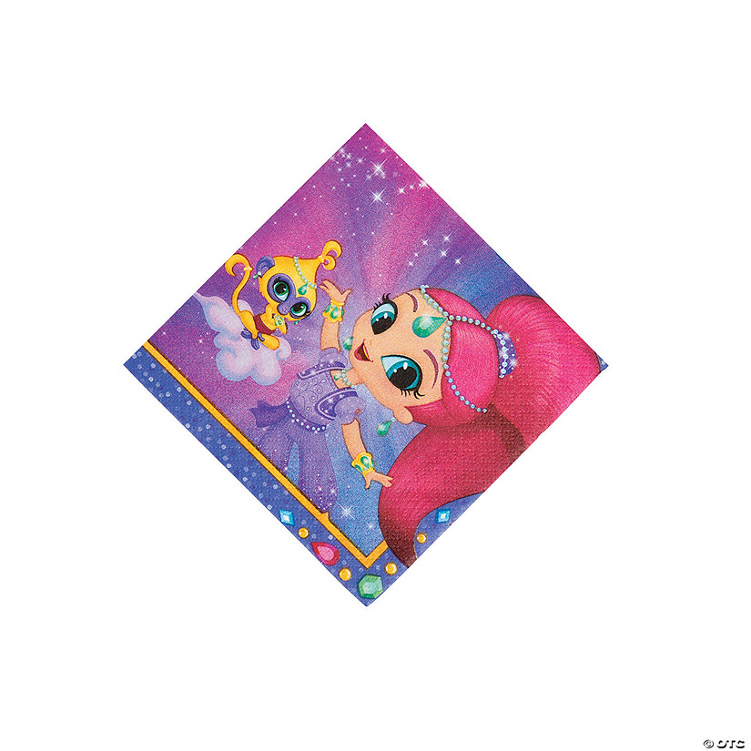Nickelodeon™ Shimmer & Shine™ Beverage Napkins