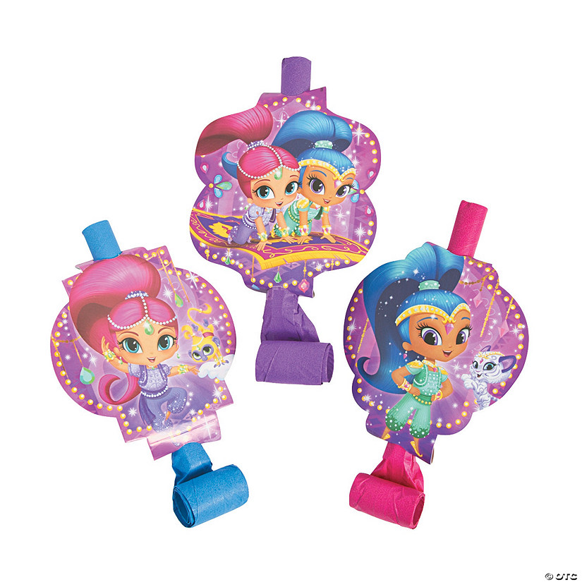 Nickelodeon™ Shimmer & Shine™ Blowouts