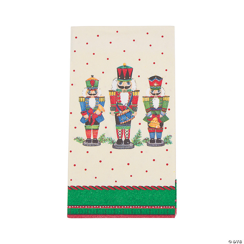 Nutcracker Christmas Dinner Napkins