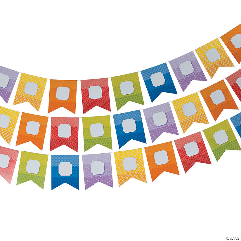 Painted Palette™ Designer Cut Pennants