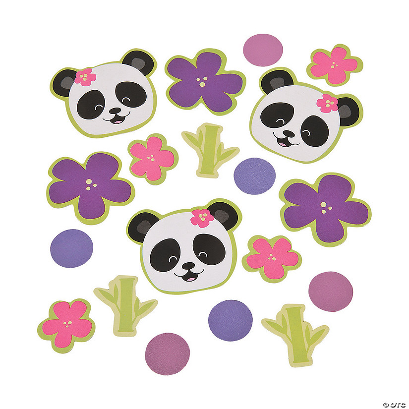 Panda Party Confetti