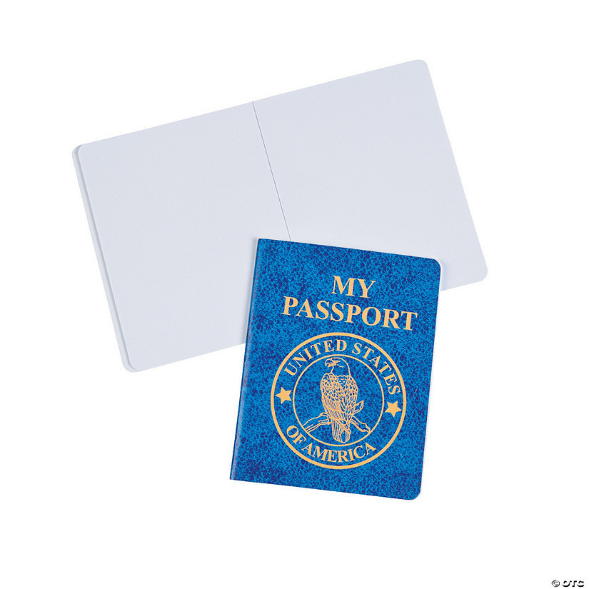 Passport Notepads