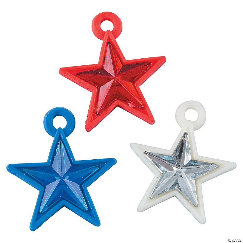 Patriotic Charms for Fun Loops