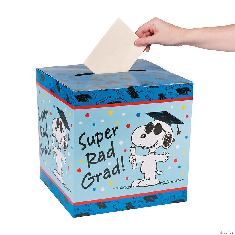 Peanuts® Graduation Card Box