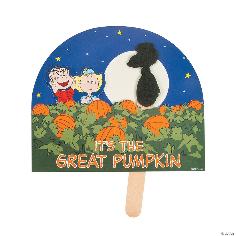 Peanuts® Halloween Pop-Up Craft Kit