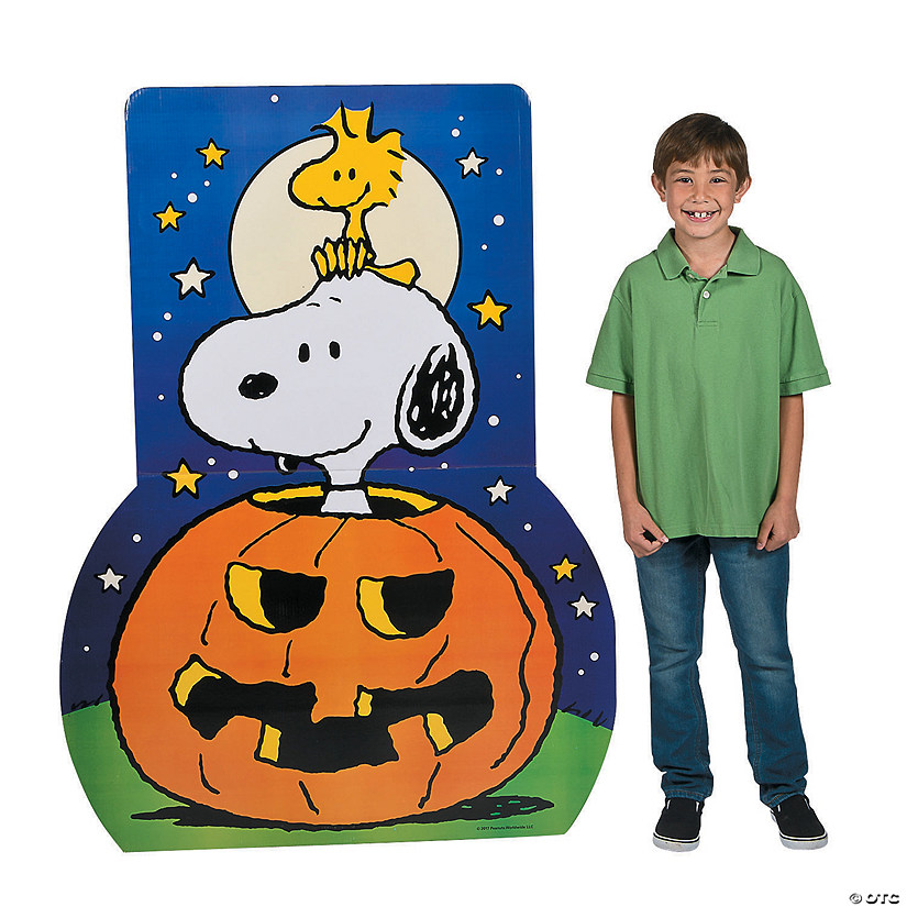 Peanuts® Halloween Stand-Up