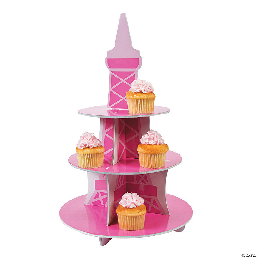 Perfectly Paris Cupcake Stand