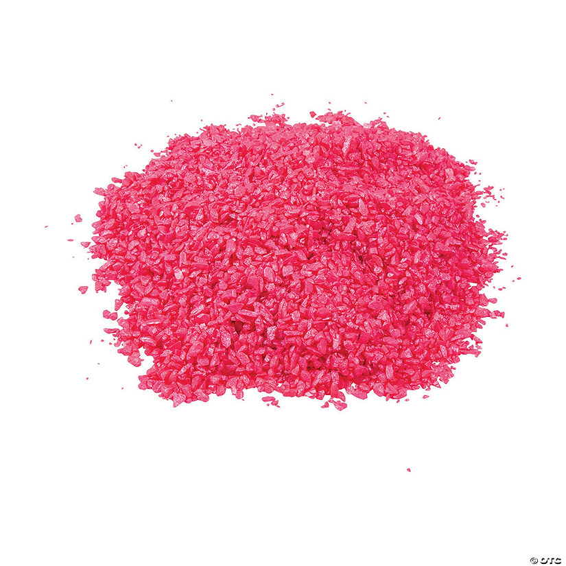 Pink Rock Candy Crystals