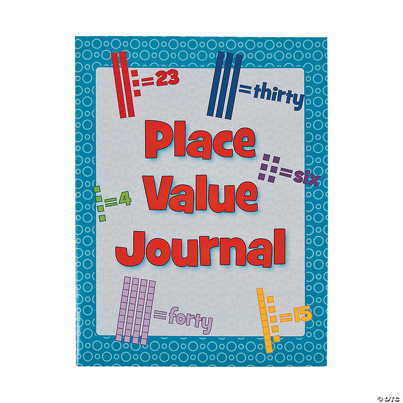 Place Value Journal