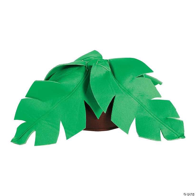 Plush Palm Tree Hat