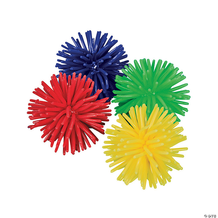 Porcupine Ball Assortment
