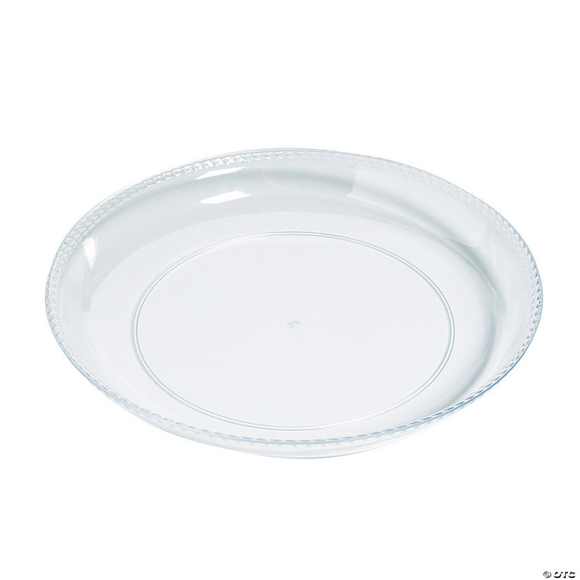 Premium Clear Serving Tray